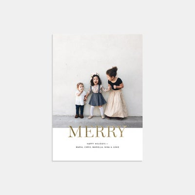 Shop Christmas Photo Cards
