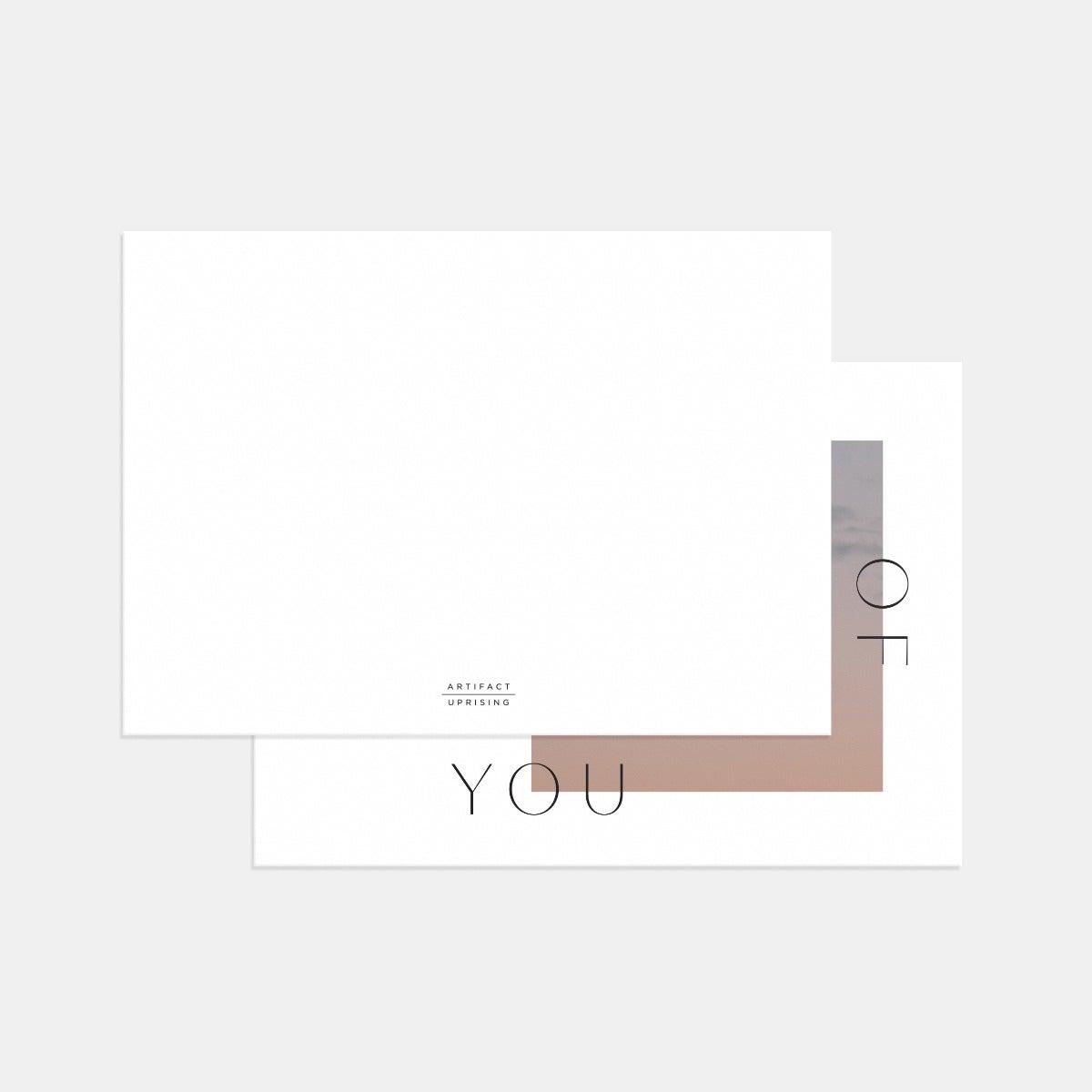 Elegant Just Because Card