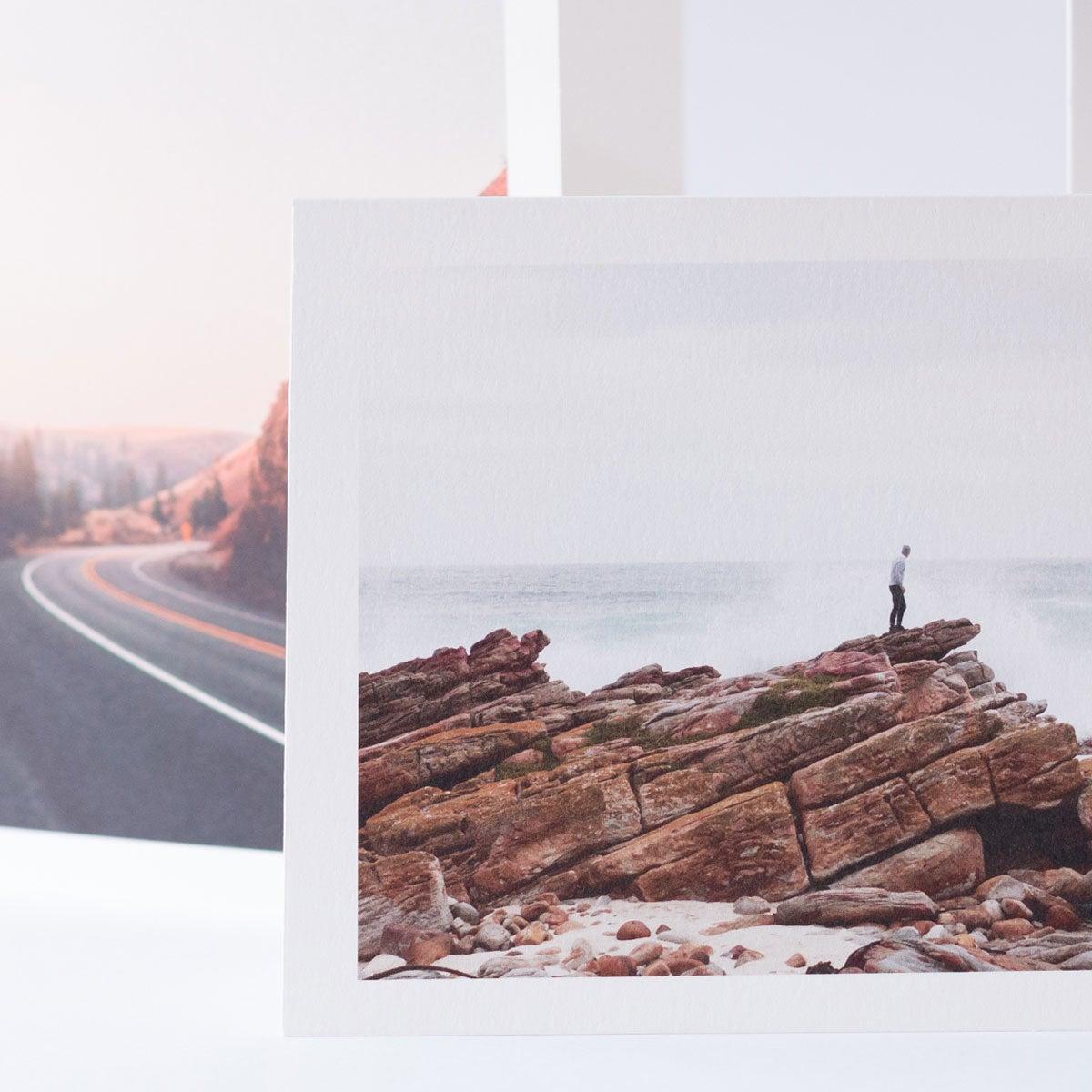 Folded Photo Cards – 5x5