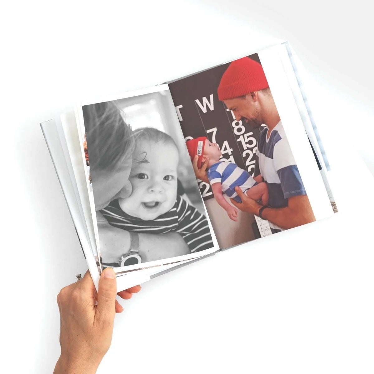 Hardcover Annual Photo Book