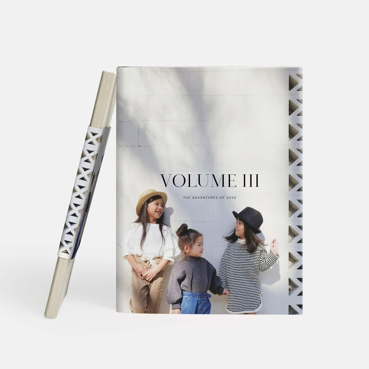 Hardcover Annual Photo Book