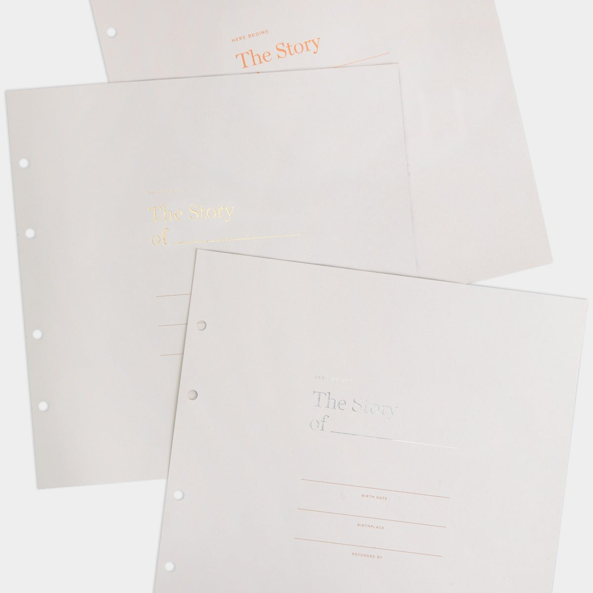 The Story of You   Add-On Page Packs