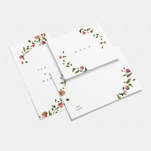 Shop the Venamour Botanical Wedding Suite