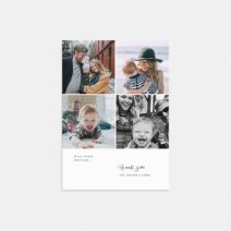 Shop Thank You Photo Cards