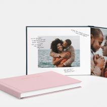 Wedding Guest Book Set
