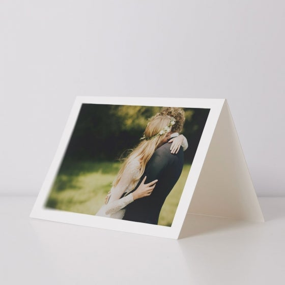 Folded Photo Cards – 5x7