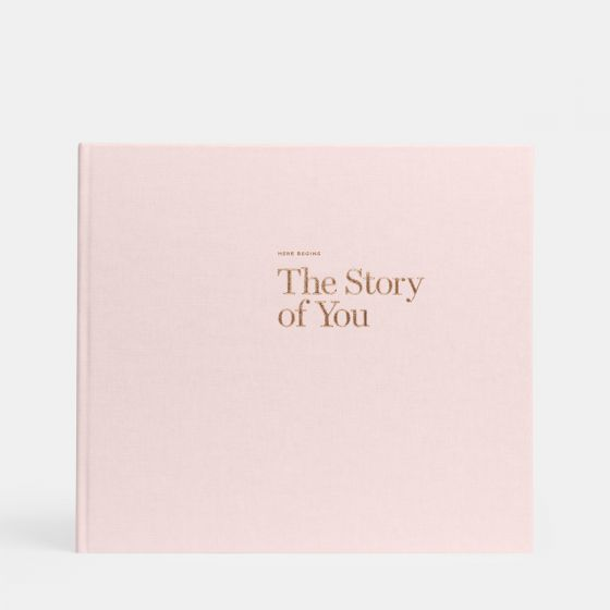 Pink Baby Book