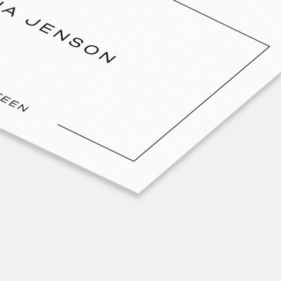 Union Escort Cards
