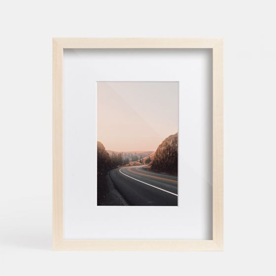 Deep-Set Frames