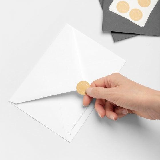 Minimal Greeting Holiday Card