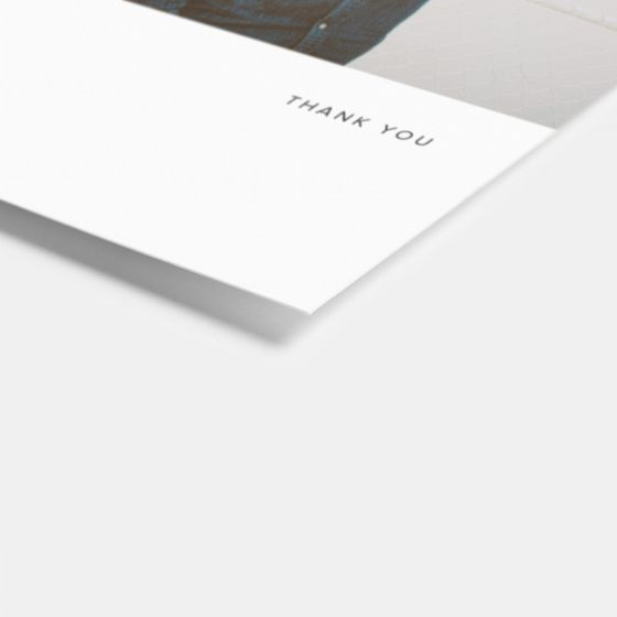 Thank You Card (Vertical)