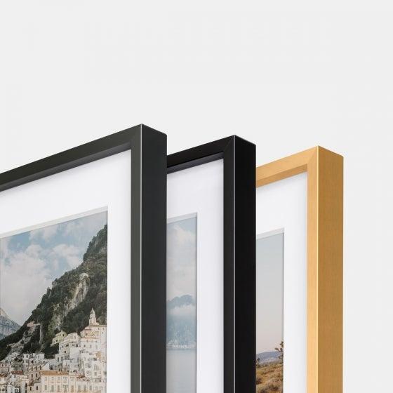 Modern Metal Frames