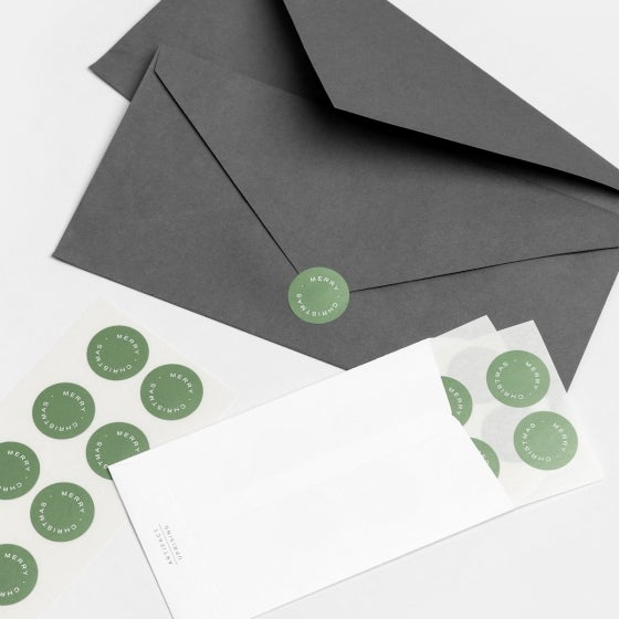 Holiday Envelope Seals