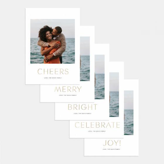 Simple Greeting Card