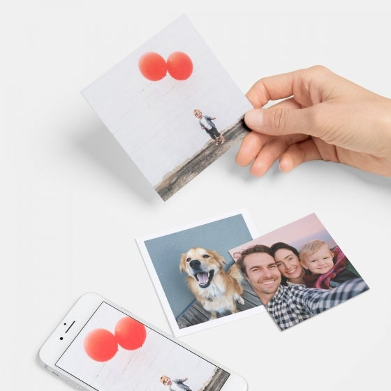 Square Print Set