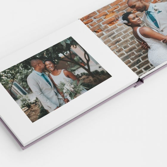 Wedding Layflat Photo Album