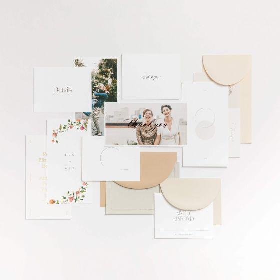 Wedding Suites Sample Kit