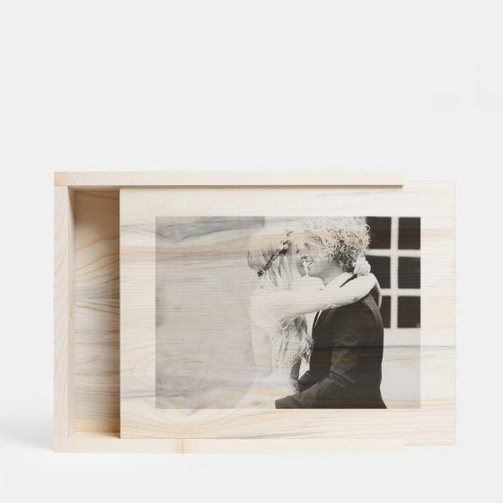Reclaimed Wood Box