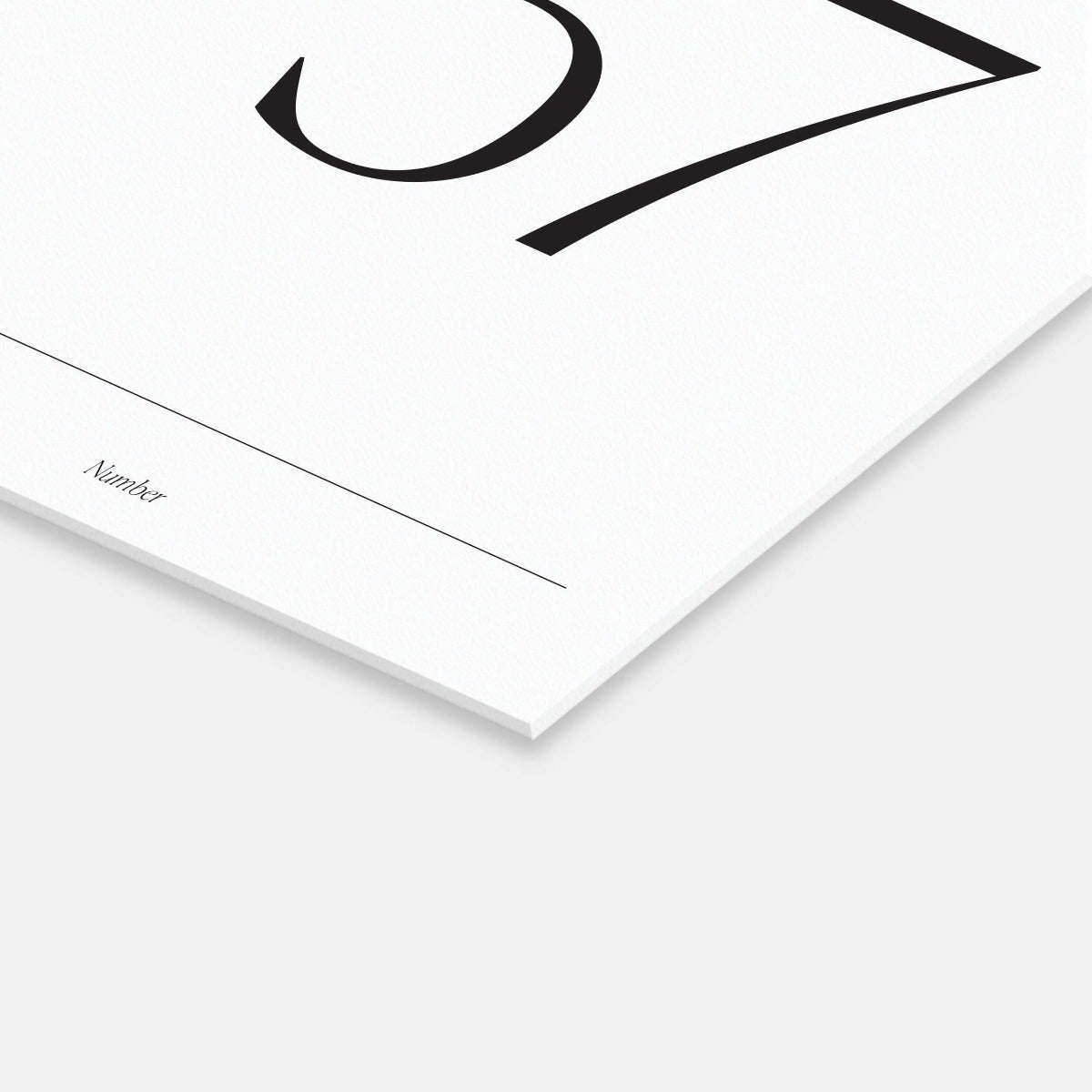 Elemental Table Numbers