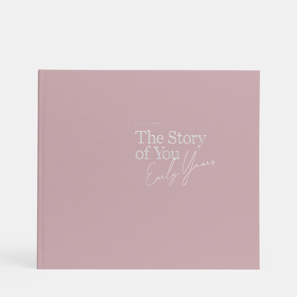 Early Years Book | The Story of You