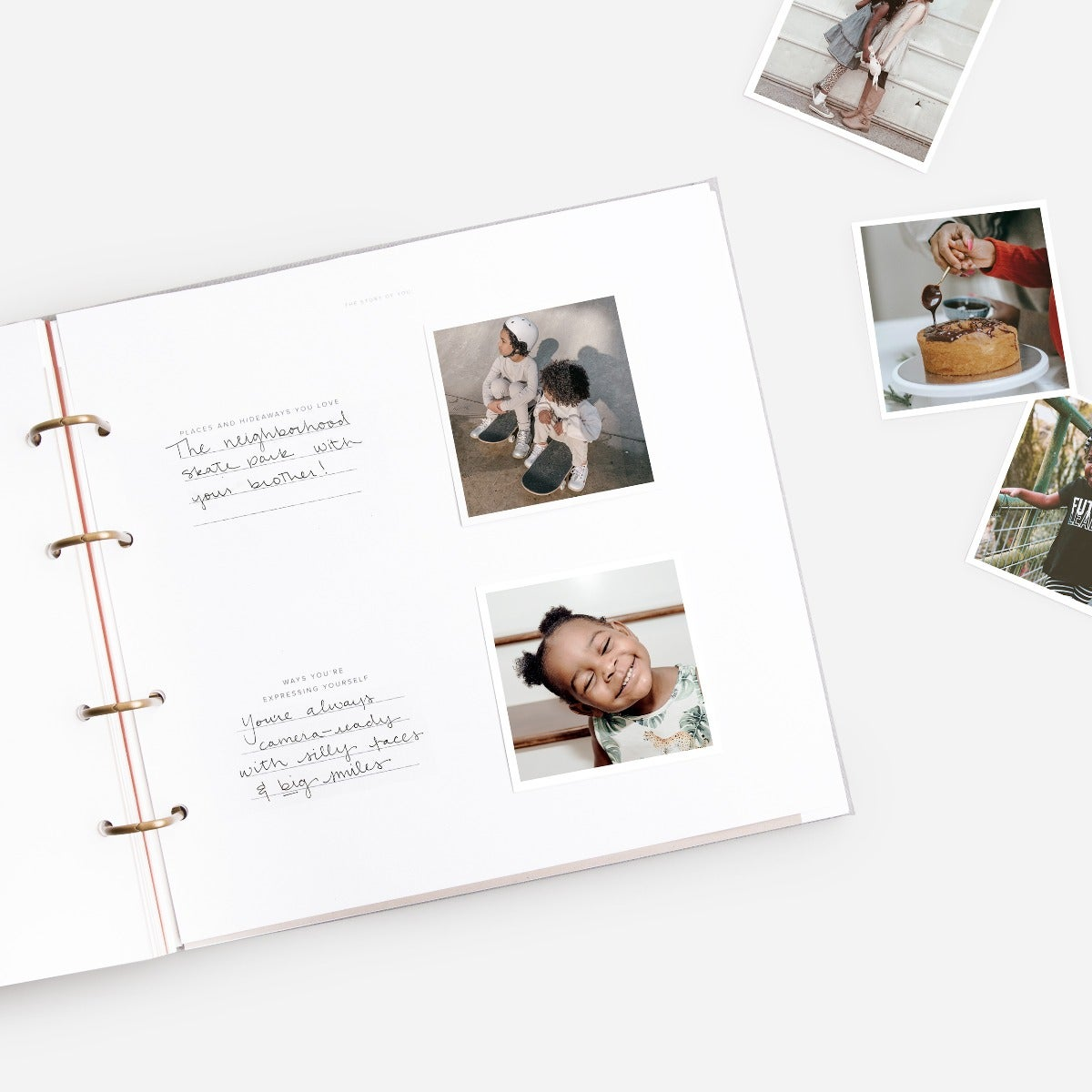 Early Years Book   The Story of You