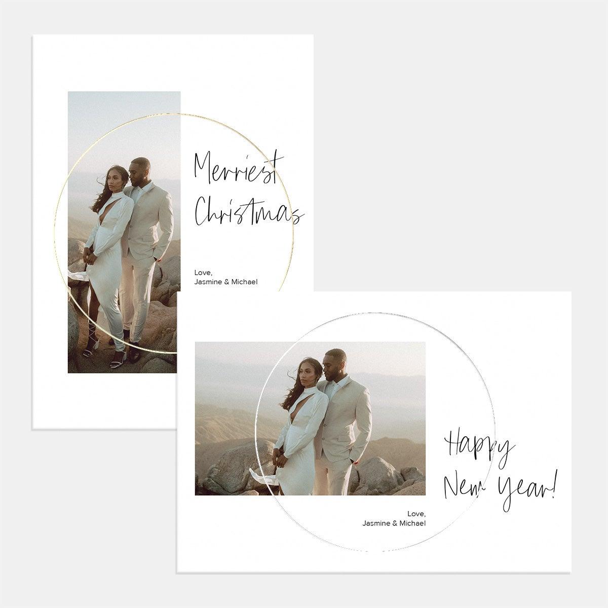 Encircle Holiday Card