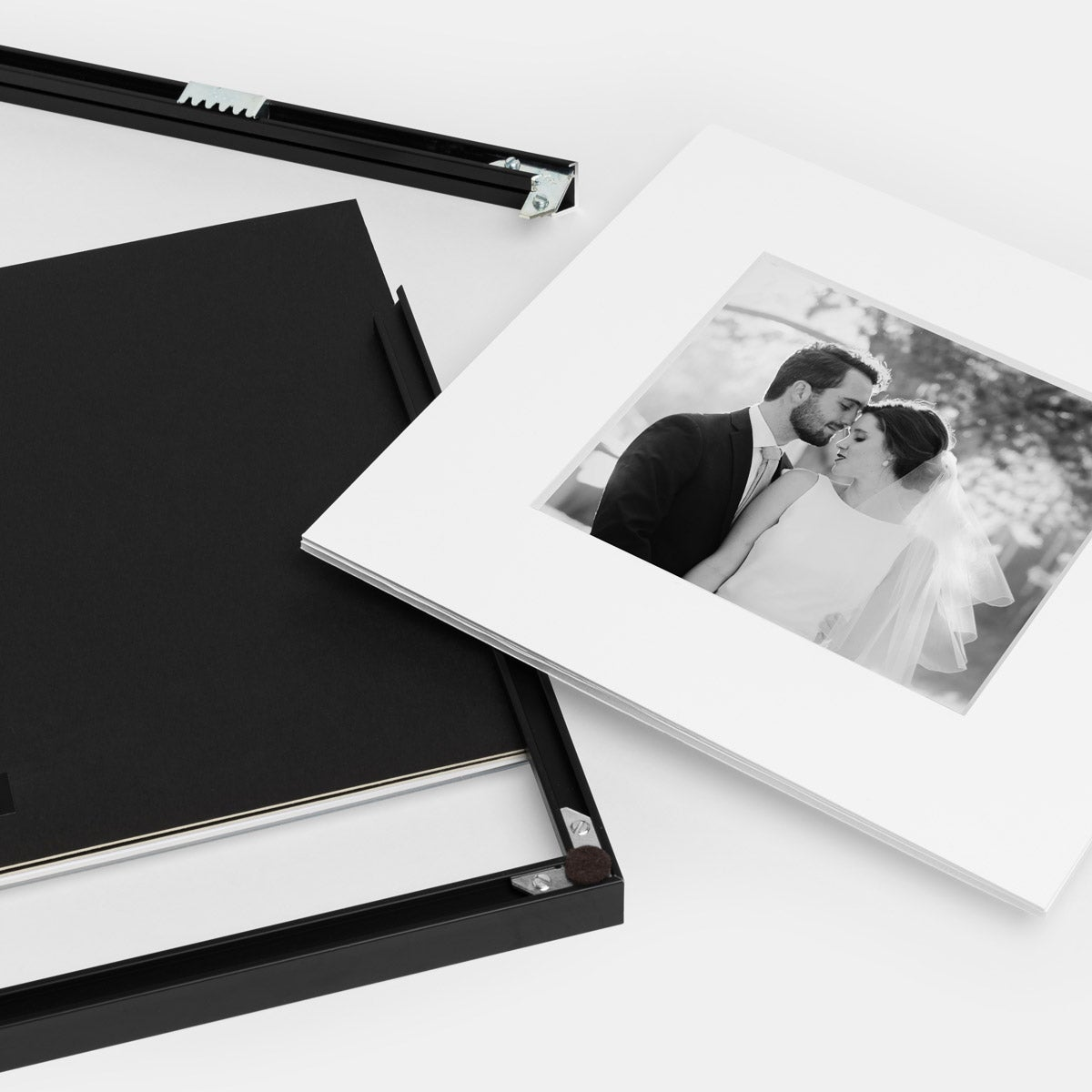 Matted Print Refills for Frames