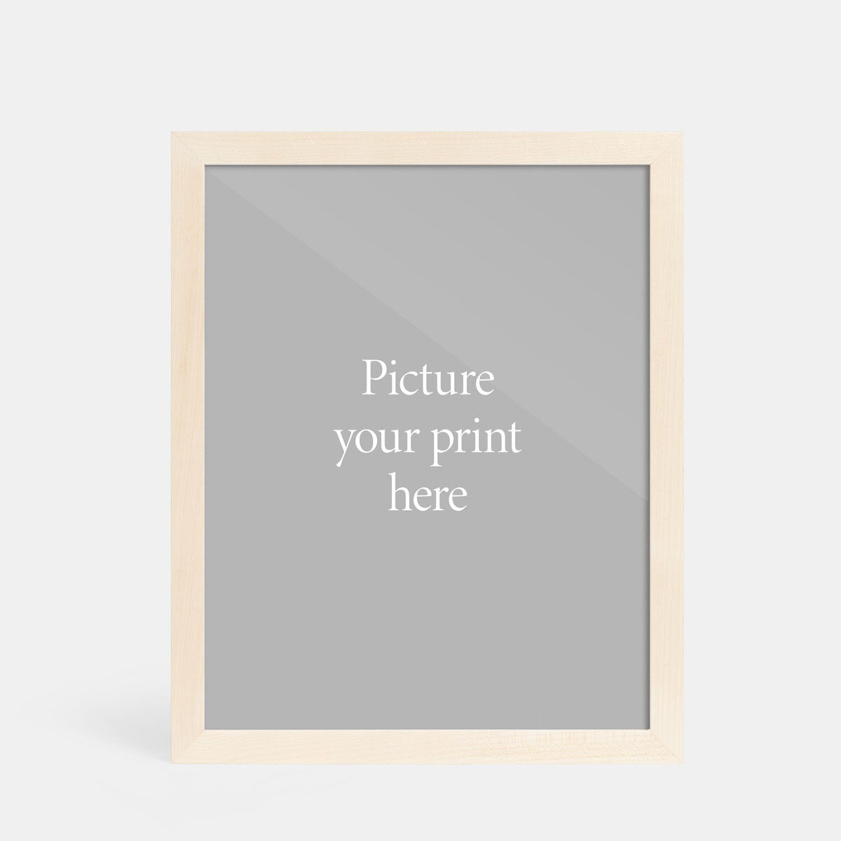 Gallery Frame Without Print
