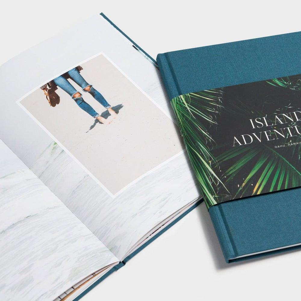 SIMPLE Hardcover Photo Book