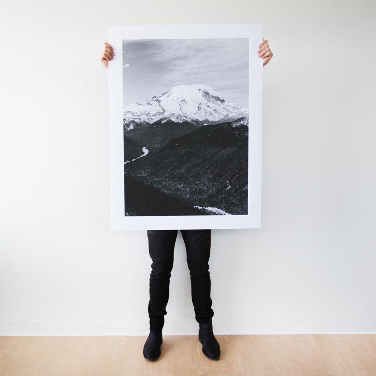 Erasermic large prints