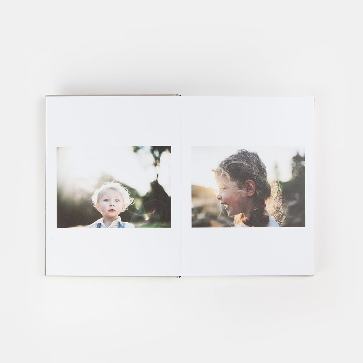 Layflat Photo Album