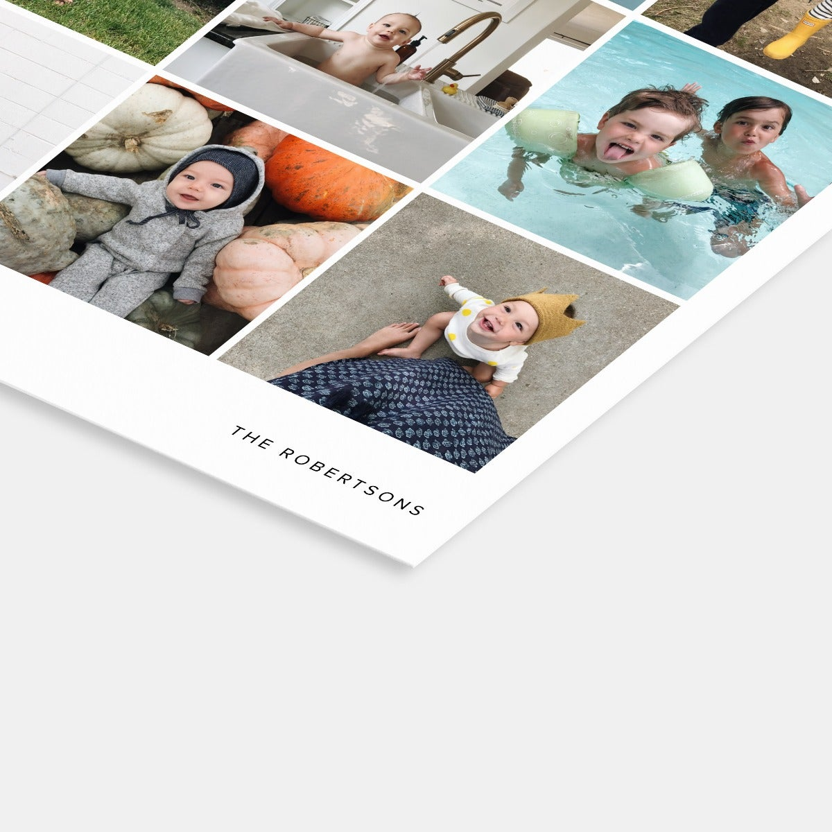 Multi-Image 2021 Holiday Card
