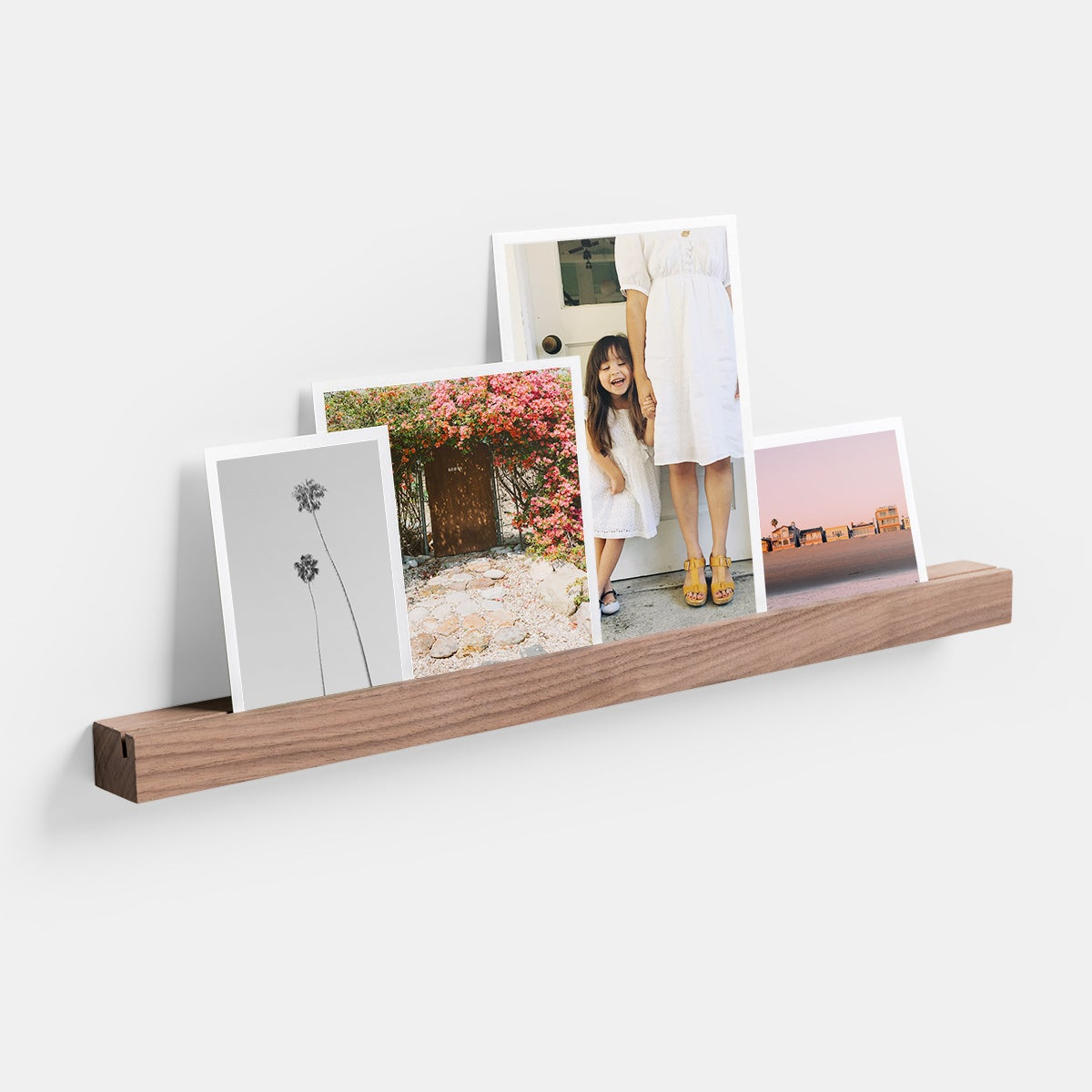Image for Wooden Photo Ledge