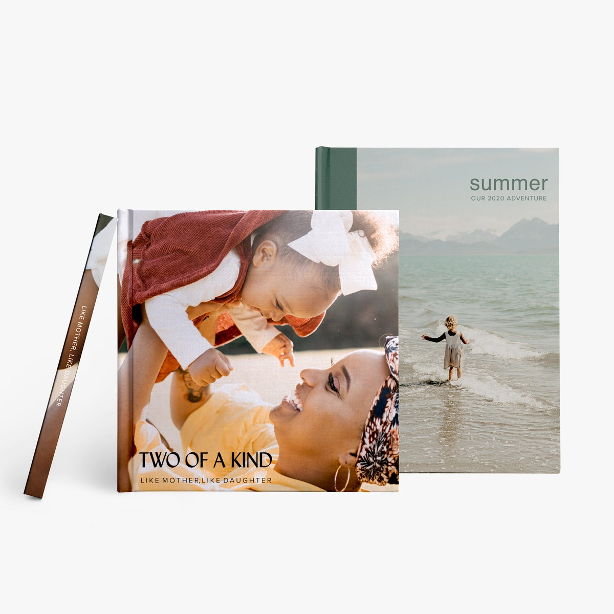 Photo-Wrapped Hardcover Book