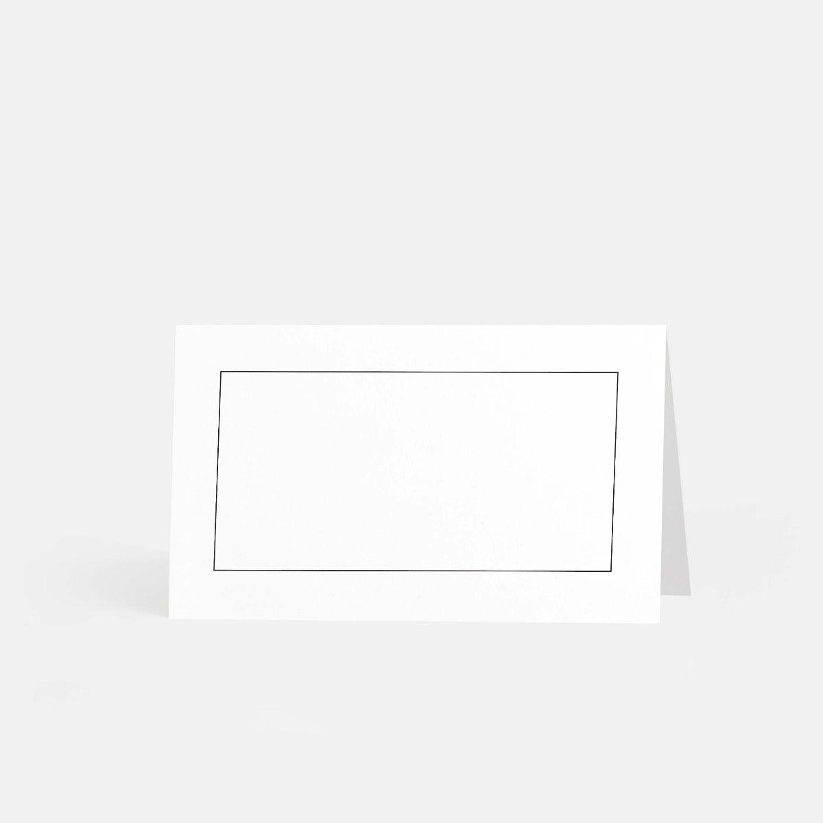 Pronounced Escort Cards