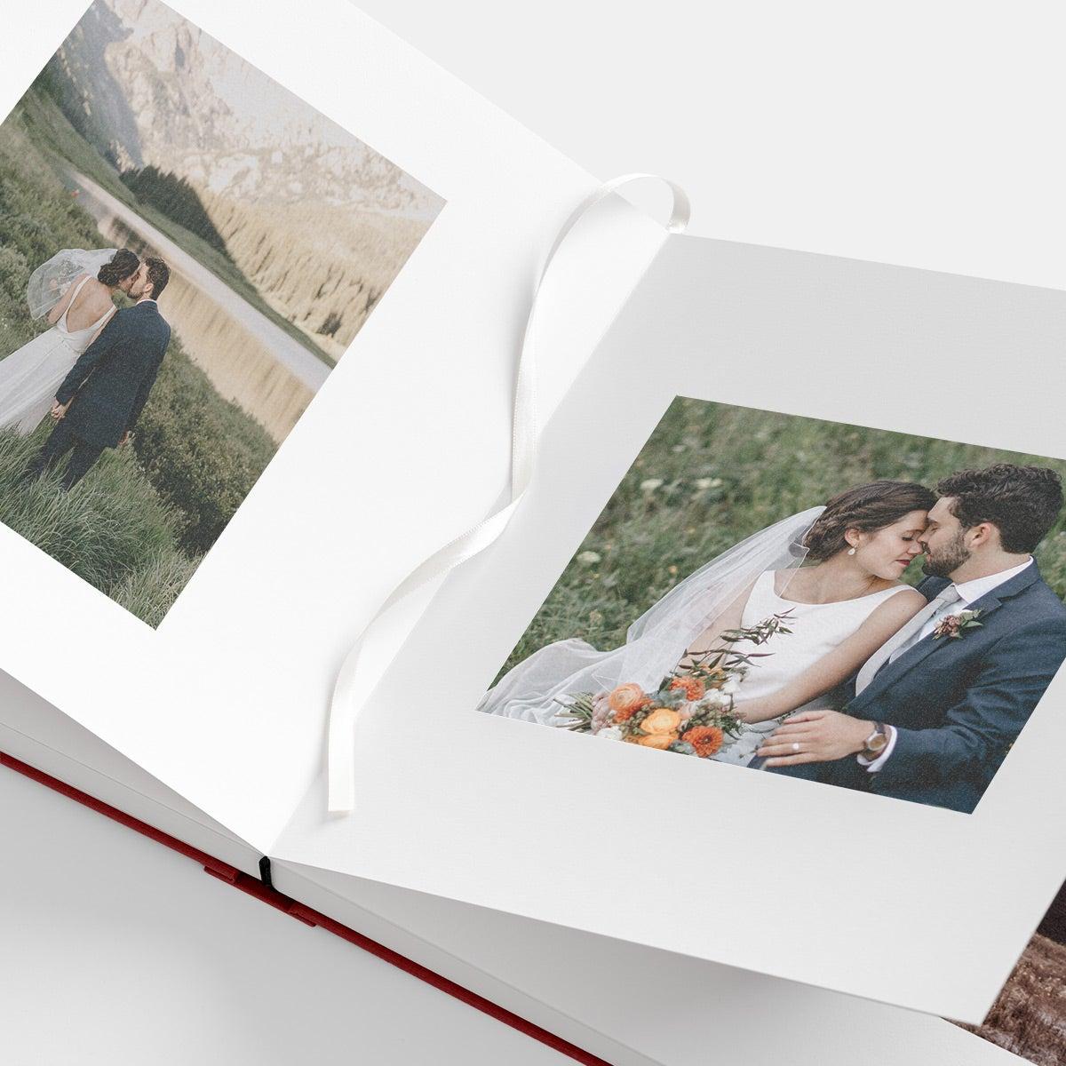 Signature Layflat Photo Album
