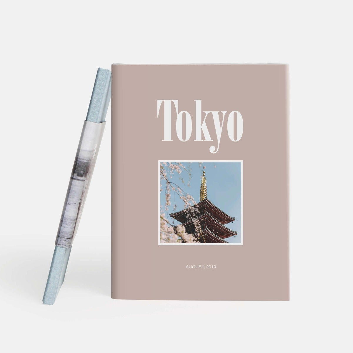 Hardcover Travel Photo Book