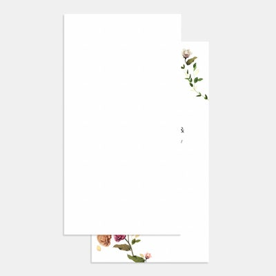 Foil-Stamped Venamour Botanical Save the Date