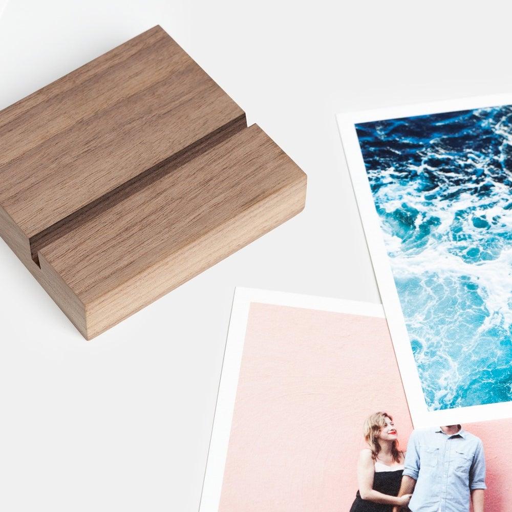 Walnut Block & Prints