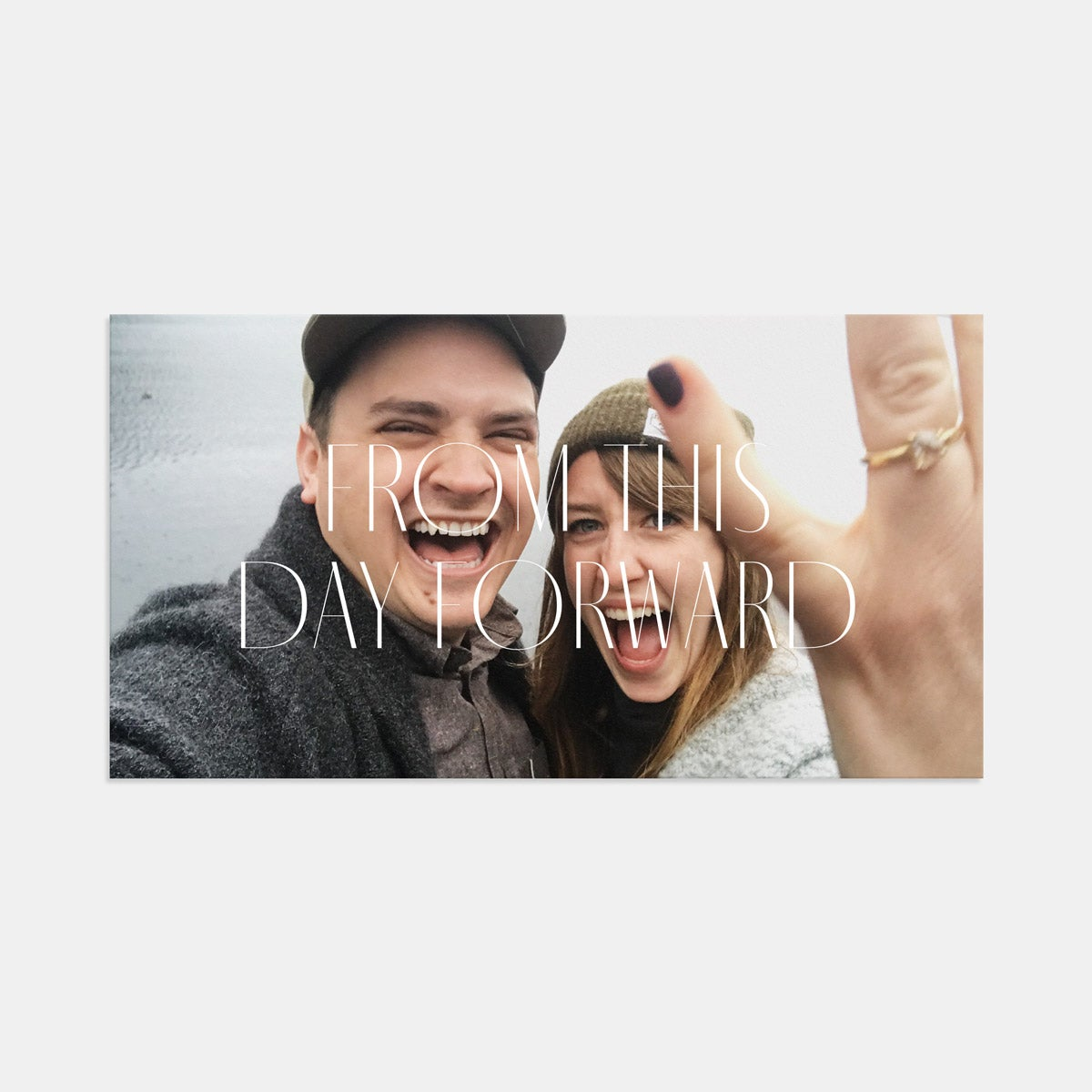 Image for Minimal Save the Date